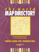 The World Map Directory 1992 1993
