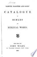 Book Catalogues