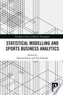 Statistical Modelling and Sports Business Analytics