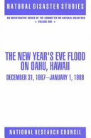 The New Year's Eve Flood on Oahu, Hawaii:
