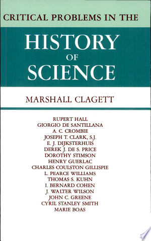 Critical+Problems+in+the+History+of+Science