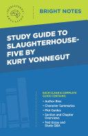Pdf Study Guide to Slaughterhouse-Five by Kurt Vonnegut Telecharger