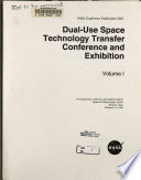 Dual-Use Space Technology Transfer Conference and Exhibition