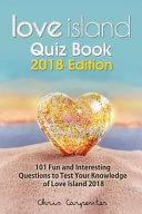 Love Island Quiz Book