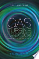 Gas Turbine Handbook Book PDF
