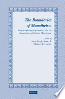 The Boundaries of Monotheism Book PDF