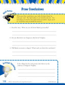 Read & Succeed Comprehension Level 4: Drawing Conclusions Passages and Questions