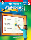 Interactive Whiteboards Made Easy  30 Activities to Engage All Learners  Level 2  ActivIns