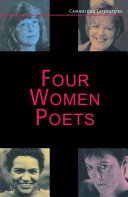 Books - Four Women Poets | ISBN 9780521485456