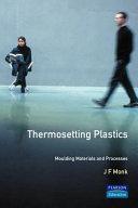 Thermosetting Plastics Book