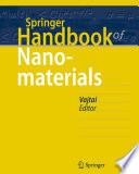 """""""Springer Handbook of Nanomaterials"""" by Robert Vajtai"""