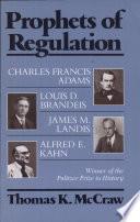 Prophets Of Regulation Book PDF