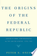 The Origins of the Federal Republic