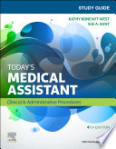 Study Guide for Today's Medical Assistant - E-Book