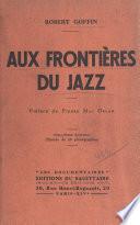 Aux frontières du jazz Pdf/ePub eBook