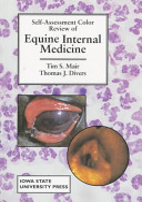 Self Assessment Color Review of Equine Internal Medicine Book