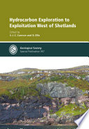 Hydrocarbon Exploration To Exploitation West Of Shetlands Book PDF