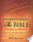 Understanding The Bible Head And Heart Book PDF