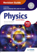 Books - AS And A Level Physics Revision Guide (2nd Edition) | ISBN 9781471829437