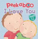 Peekaboo I Love You