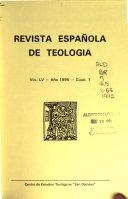 Revista española de teología