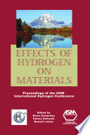 Effects of Hydrogen on Materials
