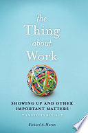 The Thing About Work Book