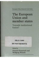 The European Union and Member States