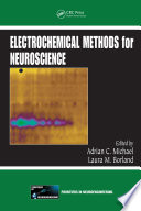 Electrochemical Methods for Neuroscience Book