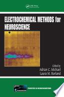 Electrochemical Methods for Neuroscience