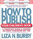 How to Publish Your Children's Book