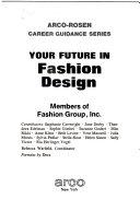 Your Future in Fashion Design