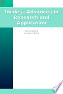 Imides   Advances in Research and Application  2012 Edition