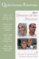 Questions   Answers About Diseases of the Pancreas