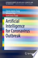 Artificial Intelligence for Coronavirus Outbreak