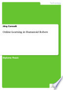 Online Learning In Humanoid Robots Book PDF