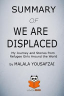 Summary Of We Are Displaced