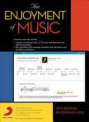 Enjoyment of Music Book