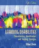 Learning Disabilities Book