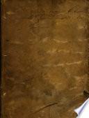 Escritura de concordia, otorgada por los Señores Diputados de la Santa Iglesia de Toledo, en su nombre y el de los Cabildos de las demàs Santas Iglesias y Estado Eclesiastico destos Reynos de la corona de Castilla y Leon: sobre la colectacion, cobrança, y paga de la gracia del subsidio del vigesimo-septimo quinquenio, que començò à correr en primero de Julio dest presente año de 1698, etc. (14 Sep. 1698.) MS. notes