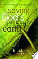 Saving God S Green Earth