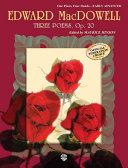Three Poems  Op  20