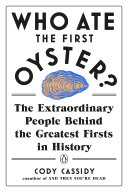 Pdf Who Ate the First Oyster? Telecharger