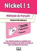 Nickel ! 1 méthode de français