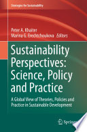 Sustainability Perspectives  Science  Policy and Practice