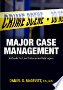 Major Case Management