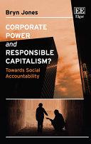 Corporate Power and Responsible Capitalism? Pdf/ePub eBook
