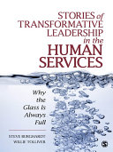 Pdf Stories of Transformative Leadership in the Human Services Telecharger