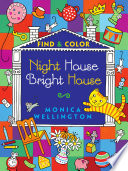 Night House Bright House Find   Color Book PDF