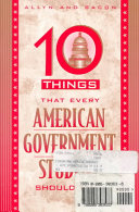Ten Things that Every American Government Student Should Read